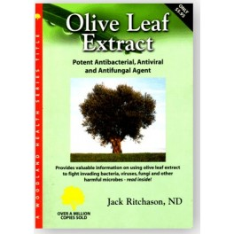Olive Leaf Extract Handbook by Jack Ritchason, ND.