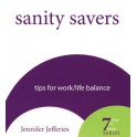 Sanity Savers by Jennifer Jefferies