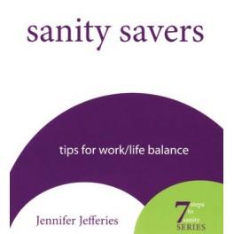 Sanity Savers by Jennifer Jefferies