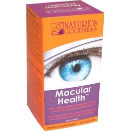 Macular Health with Saffron 60 caps