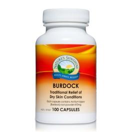 Burdock (Arctium lappa)  410mg