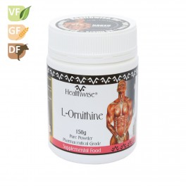 HealthWise® L-Ornithine 150g
