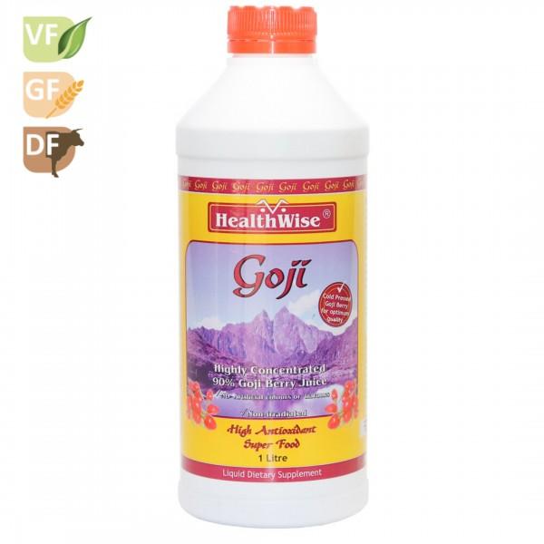 Healthwise Goji Berry Juice 1l