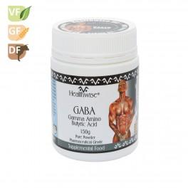HealthWise® GABA: Gamma Amino Butyric Acid