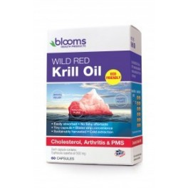 Blooms Wild Red Krill Oil 500gm
