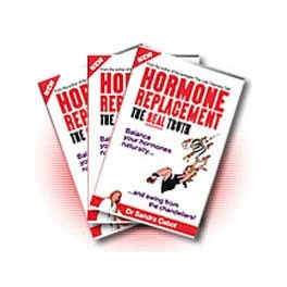 Hormone Replacement The Real Truth by Dr Sandra Cabot