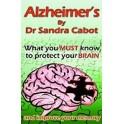 Alzheimer's by Dr Sandra Cabot